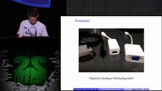 Def Con 22 - Josh Datko And Teddy Reed - Nsa Playset: Diy Wagonbed Hardware Implant Over I2c