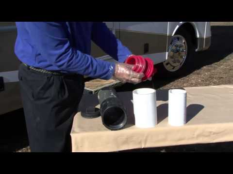 rv sewer hook up at home