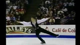 Alexei Yagudin 1998 World Championship Long Program