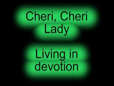 Modern Talking - Cheri, Cheri Lady lyrics (Cover)
