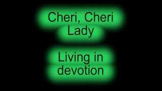 Modern Talking - Cheri, Cheri Lady lyrics (Cover)