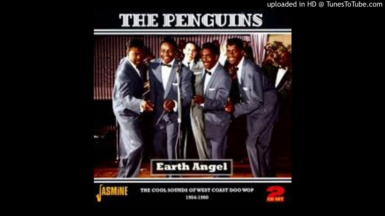 OLDIES The Platters - Earth Angel (50's)