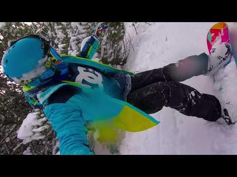 SNOW DAY MOLINA FREERIDE (fora pista)