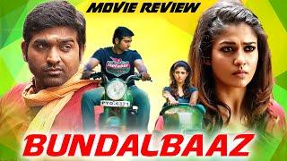 BundalBaaz (Naanum Rowdy Dhaan) Hindi Dubbed Movie Review   Vijay Sethupathi, Nayanthara