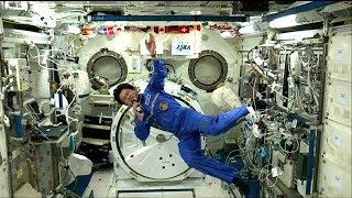金井宣茂宇宙飛行士と交信 子どもたち「感動」 金井宣茂 検索動画 1