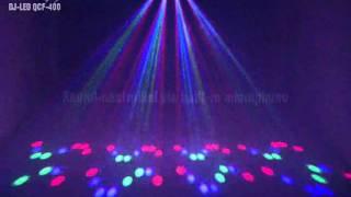 futurelight dj led qcf 400 matrix effekt