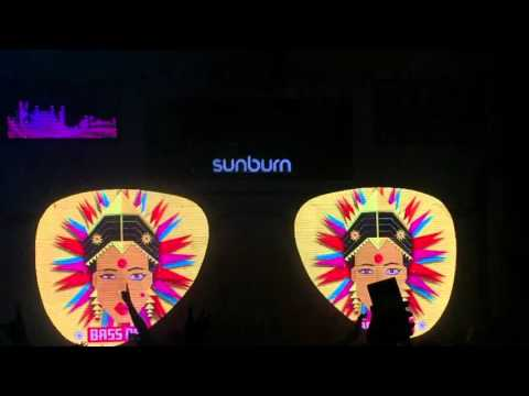 Alo Wala x Nucleya - Little Lotto Live @...
