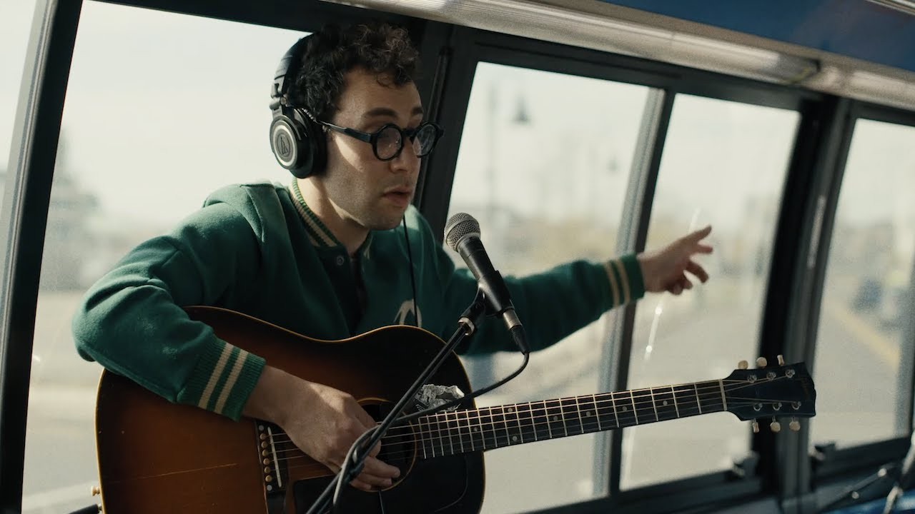 Bleachers – 'Stop Making This Hurt'... and the bus you rode in on.