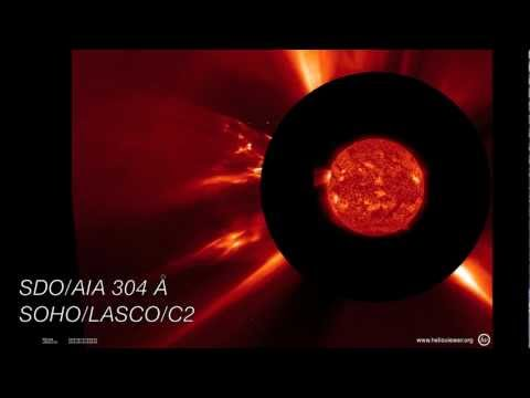 Weekly Report for April 11-17, 2012 - NASA Goddard Space Weather Center