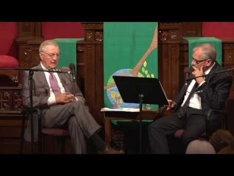 Walter Mondale in conversation with Gary Eichten - Westminster Town Hall Forum