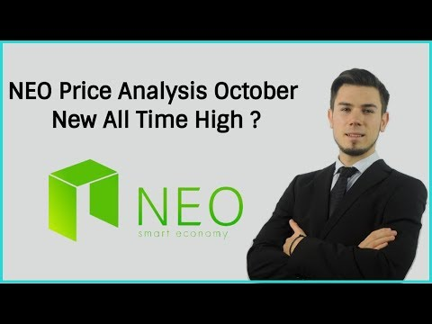 NEO Price Analysis For Ocotober - NEW All Time High ?