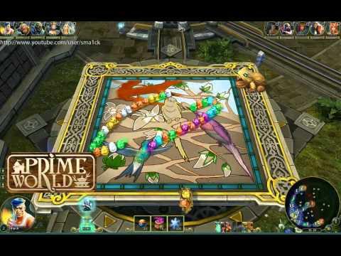 видео: prime world - Обзор героя Комбат
