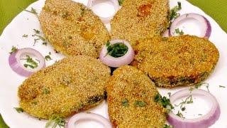 Crispy Surmai Fish Fry (Seer Fish Fry)