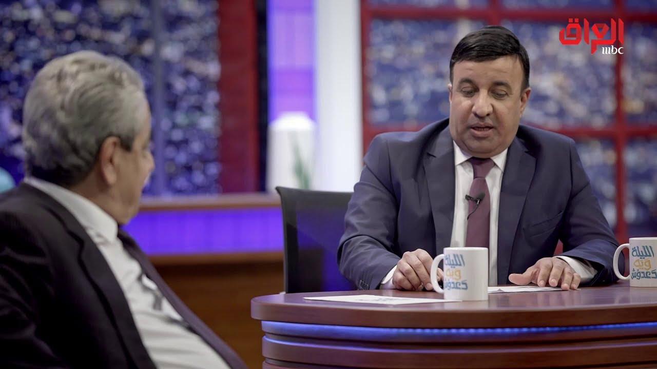 ماذا لو زهير محمد رشيد أمين العاصمة/ معه 10 ملايين دولار/ مسؤول الدراما العراقية؟