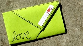 CARTA NOVIO ORIGAMI♥-TUTORIAL // MLWEST