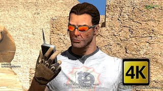 Serious Sam 3: BFE Fusion 2017 Gameplay Max Settings part 1