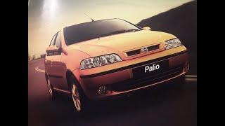 Fiat palio ex 1.3 16V.  test auto al día (2001)