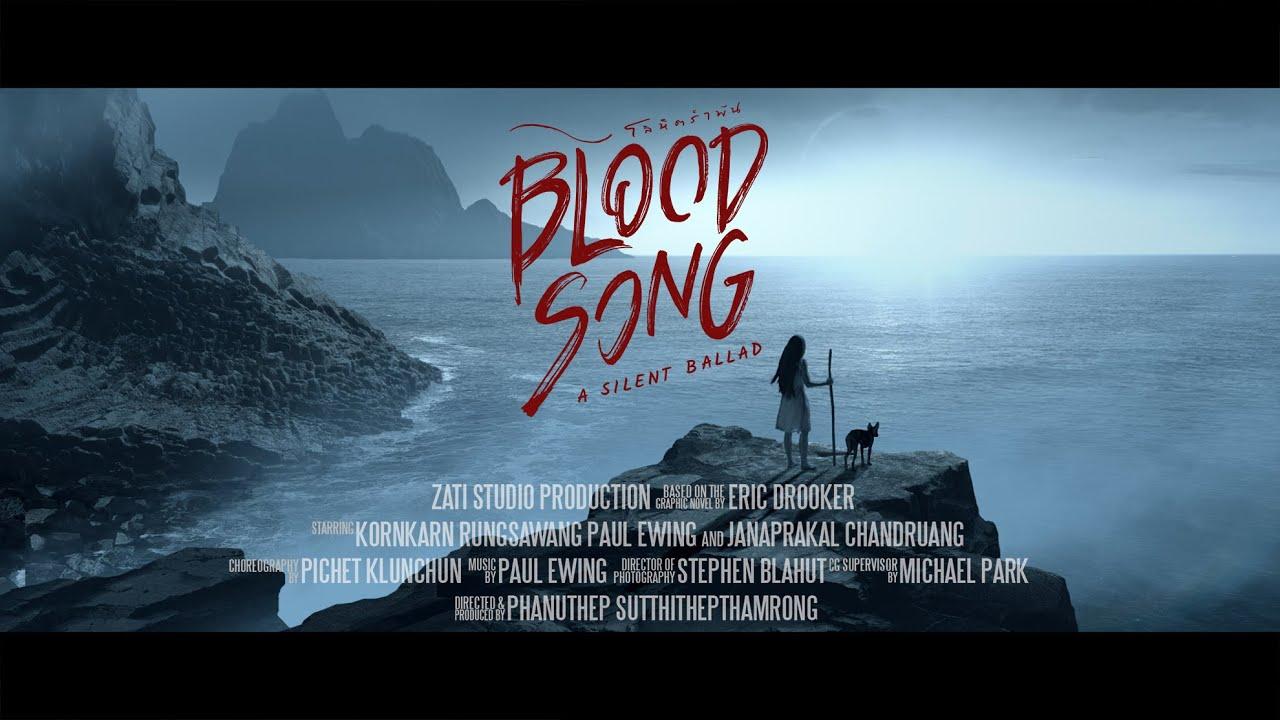 A Silent Ballad Blood Song