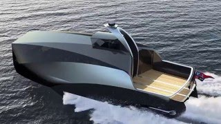 Rei River catamaran Concept by lukas avenas