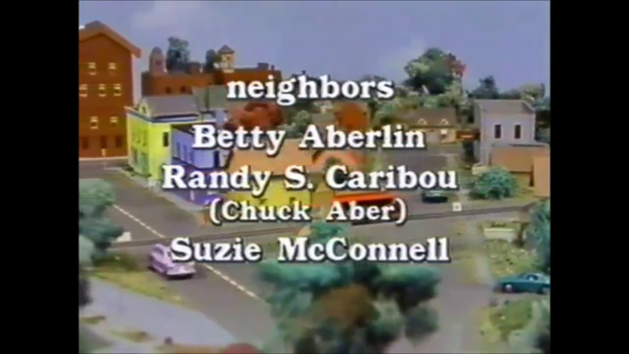 Mister Rogers Neighborhood End Credits Youtube