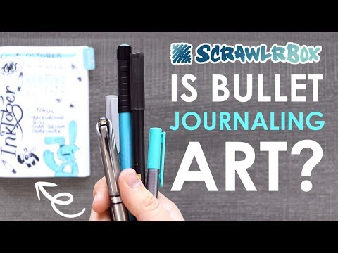 ART OR NOT? - ScrawlrBox Unboxing