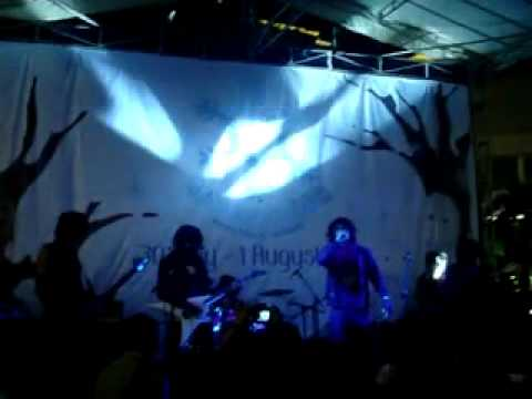 "JellyFish Band - ""Mugen~ Electric Eden"" (Alice Nine Cover) @ Nippon No Hatsuyuki, Central Park"