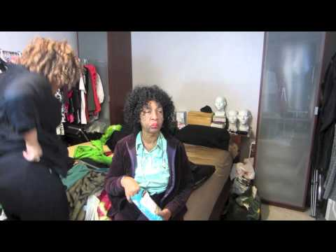 Fighting With My Mother Glozell And Mother Doovi
