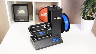 Мой первый 3D принтер! Я начал печатать. Обзор Wanhao Duplicator i3 mini / Арстайл /