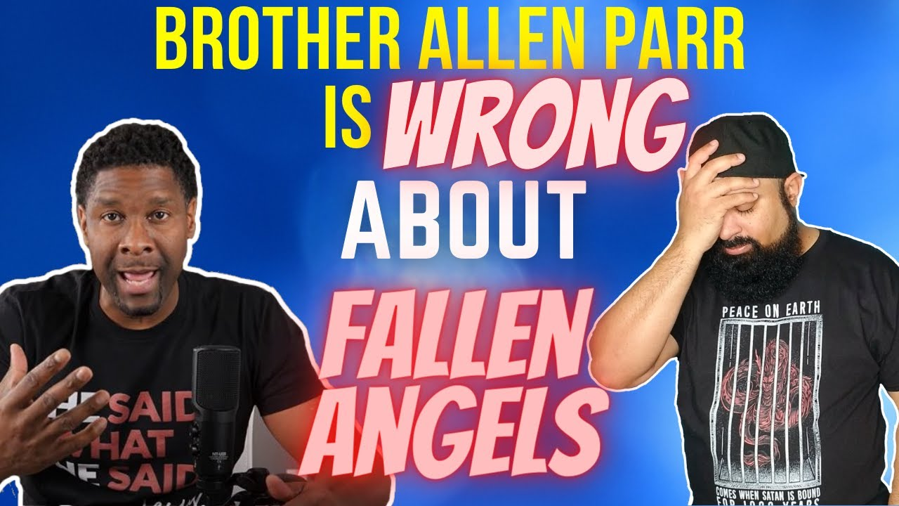 Allen Parr The Beat Is Wrong About Angels - Proof Angels Fathered A Race Of Giants Part 1