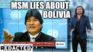 ~268~ MSM Lies About Bolivia, Plus Secret Space Plane