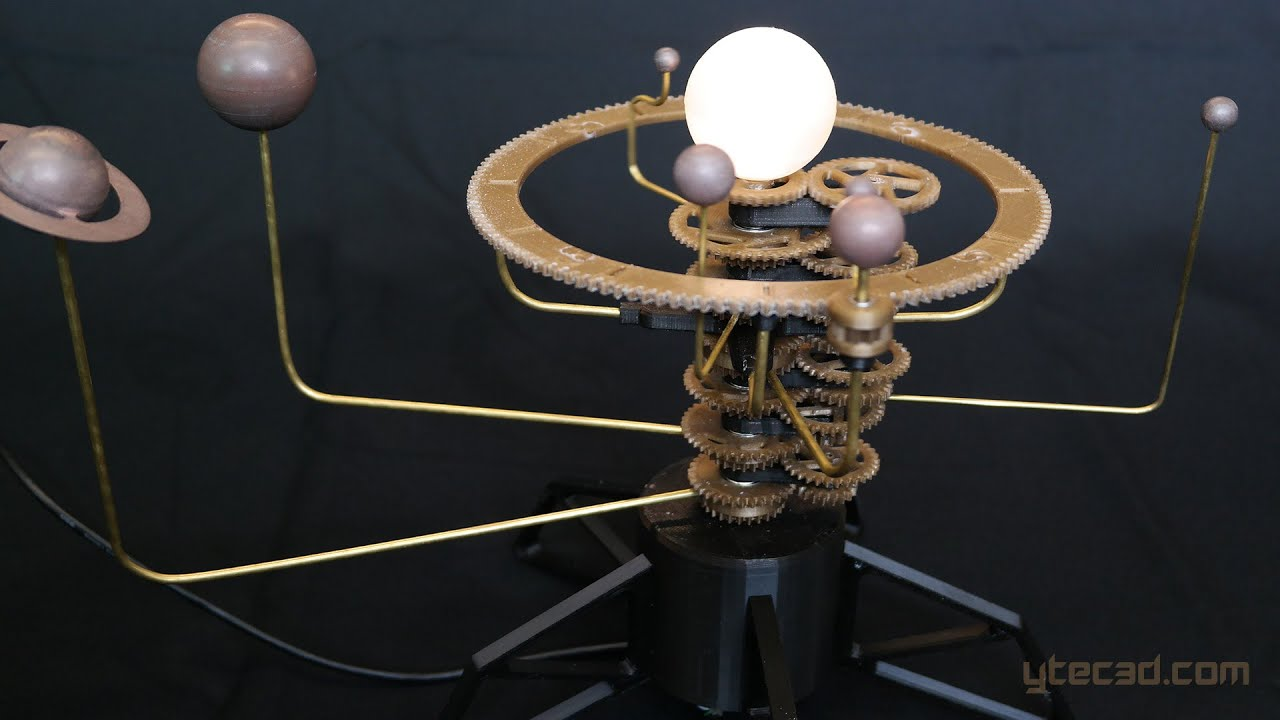 solar system orrery - photo #8
