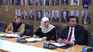 لجنة نيابية مشتركة لمناقشة تعديل قانون نقابة المعلمين - (8-1-2018)