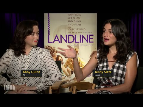 What Is Landline? | IMDb EXCLUSIVE
