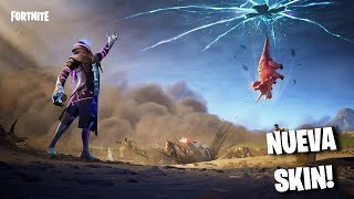LEVEL UP WITHOUT STOP AND NEW SKIN! FORTNITE LIVE