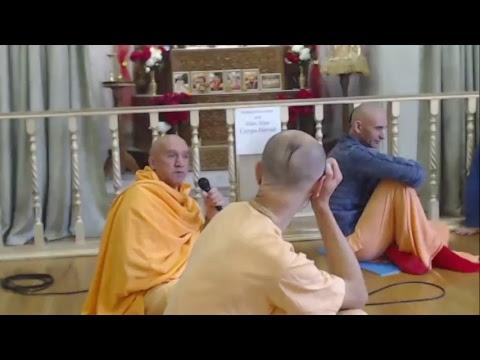 Шримад Бхагаватам 4.24.57 - Амала Кришна прабху