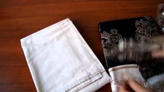 Постельное бельё из сатина  - А - rondo zwart main(Постельное бельё из сатина - А - rondo zwart main Ткань: сатин Состав: 100% хлопок Основной цвет: черный Плотность:..., 2014-03-24T13:46:42.000Z)