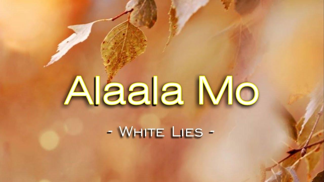 Alaala Mo - KARAOKE VERSION - as popularized by White Lies