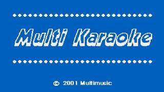 Karaoke Luis Miguel, voy a apagar la luz - contigo aprendí