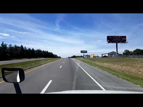 BigRigTravels LIVE! Eastville, Missouri to Percival, Iowa Interstate 70, 435 & 29-Oct. 1, 2017