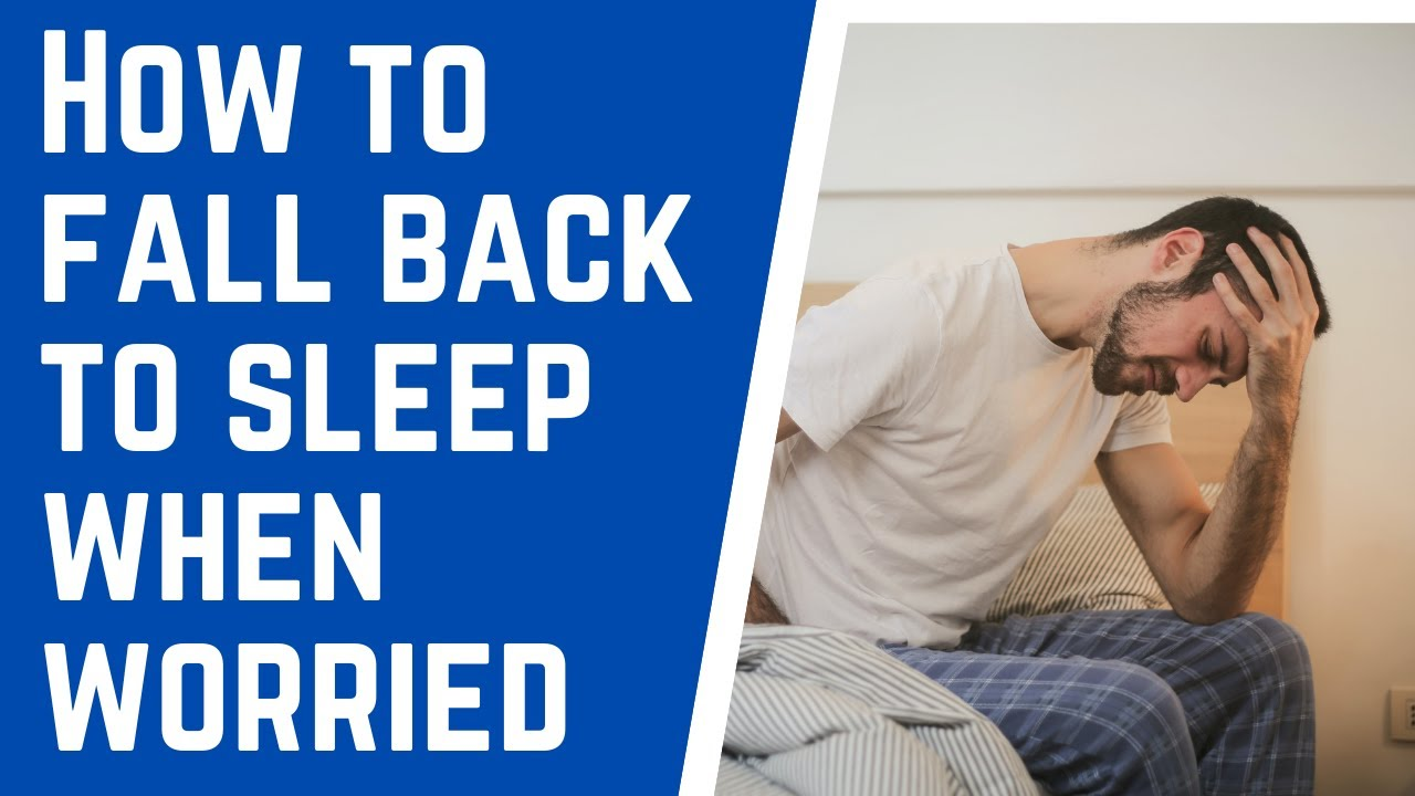 Sleepless nights? Why You Have Anxiety In the Middle of the Night And How to Return to Sleep