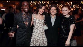 Stranger Things | SAG Awards Pre-fiesta ( 20 de enero del 2018)