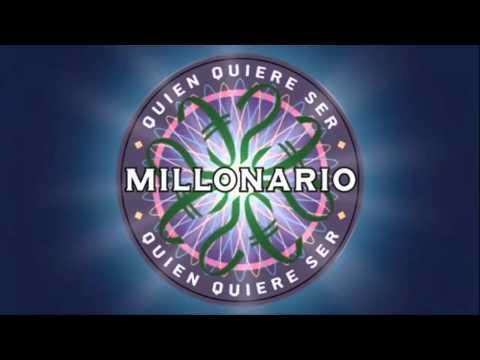 Theme: Quien Quiere Ser Millonario (los comodines)