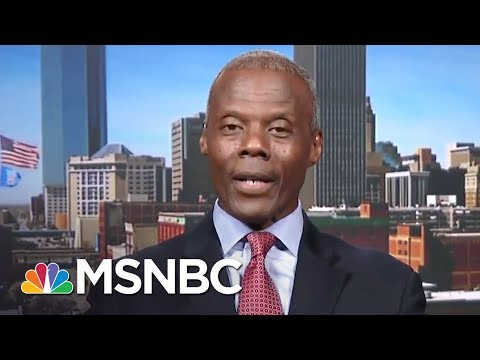 African American Republicans Tried To Reach WH, J.C. Watts Says | MTP Daily | MSNBC