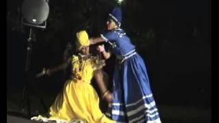 Yemaya y Oshun... Baile y Tambor!