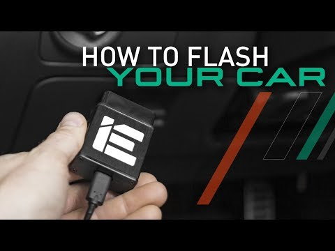 How To: IE POWERlink Flash Tool | VW & Audi ECU Tuning - Performance By IE