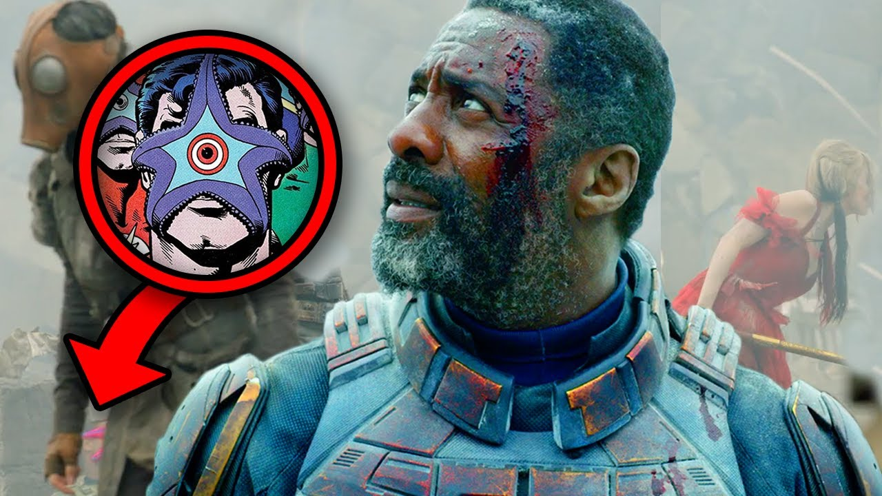 SUICIDE SQUAD Trailer Breakdown! MAJOR SECRET Revealed & Easter Eggs You Missed!