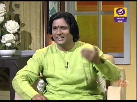 Hindustani Singer Pandit Vijaykumar in Shubhodhaya Karnataka | 10-05-2019 | DD Chandana