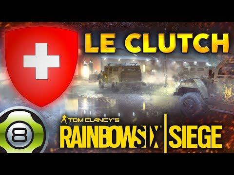 Le clutch en 1 vs 5 du joueur suisse 🇨🇭 - Meilleur Match Classé - Ep.67 - Rainbow Six Siege