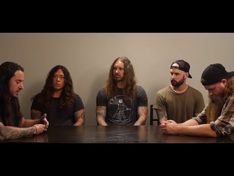 As I Lay Dying release video explaining why they rejoined Tim Lambesis to reform the band ..