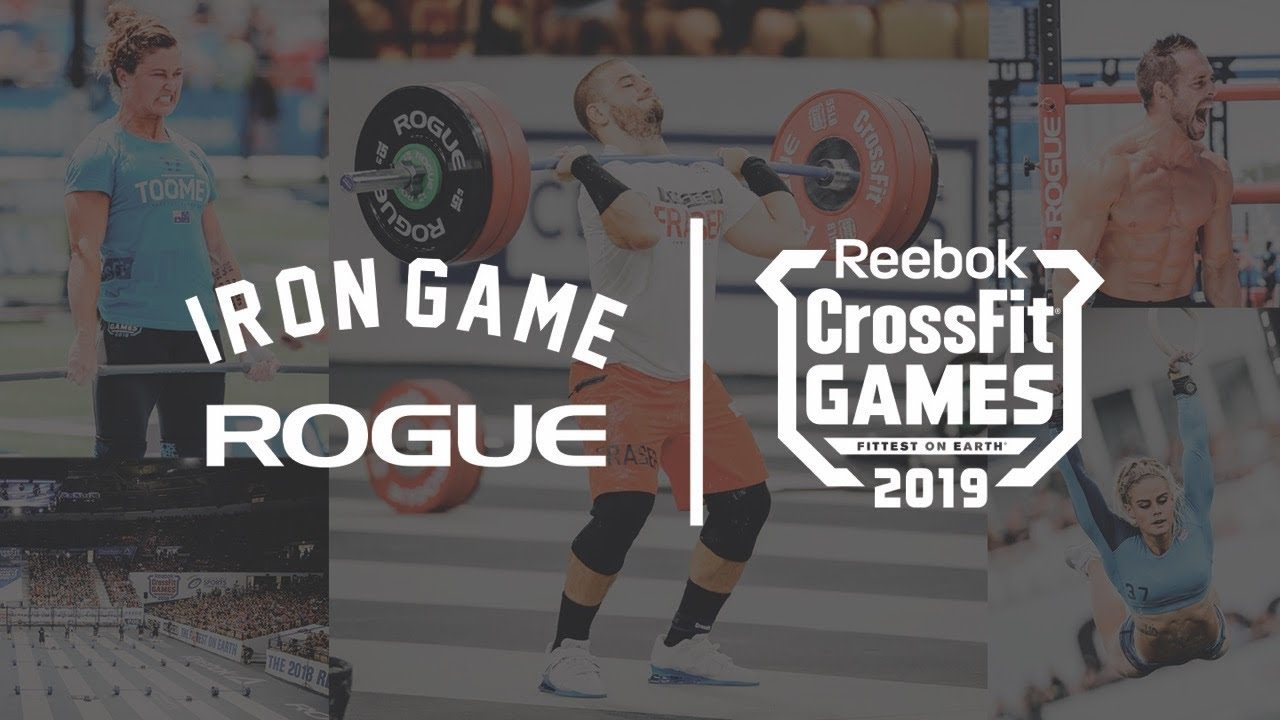 Rogue Official Live Stream - 2019 Reebok CrossFit Games - Day 3